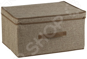 Короб с крышкой White Fox WHHH10-375 Linen