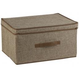 Купить Короб с крышкой White Fox WHHH10-375 Linen
