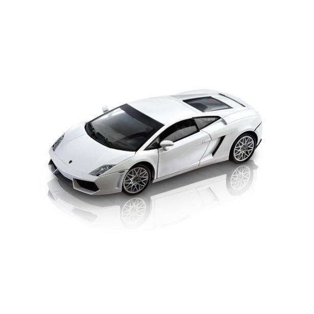 фото Модель автомобиля 1:24 Mondo Motors Lamborghini Lp560 Stradale. В ассортименте