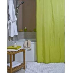 фото Штора для ванной Spirella Atlas. Цвет: киви