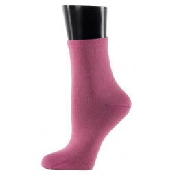 фото Носки женские Teller Silk Cashmere. Цвет: розовый. Размер: 39-41