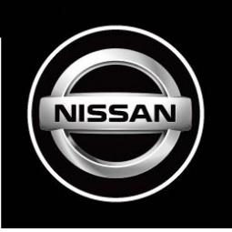 фото Светодиодные проекторы логотипа автомобиля Ghost shadow light Nissan