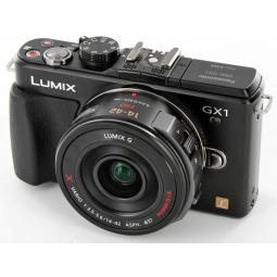 фото Фотокамера цифровая Panasonic Lumix DMC-GX1XEE Kit