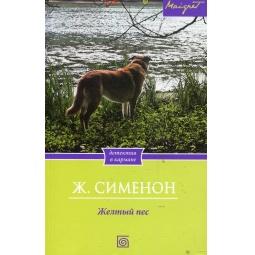 фото Желтый пес