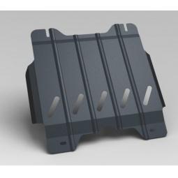 Комплект: защита картера и крепеж Novline-Autofamily Chevrolet Malibu 2013: 2,4 бензин АКПП - фото 9