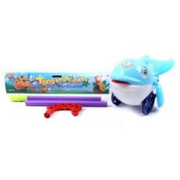 фото Игрушка-каталка Shantou Gepai на палочке «Дельфин»