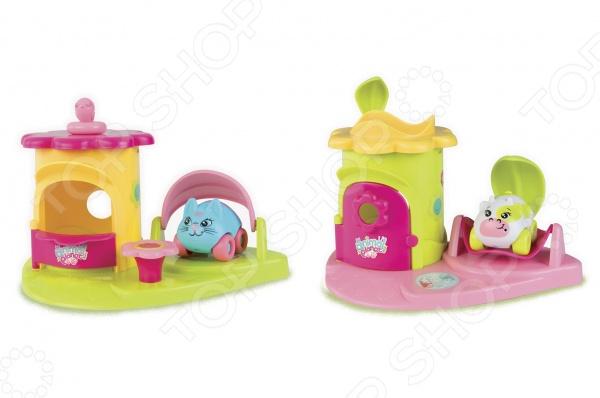 Набор игровой Smoby «Машинка и домик» цена