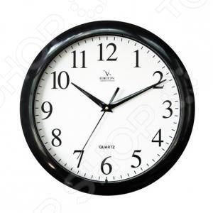 Часы настенные Вега П 1-6/6-7 часы вега п 1 247 7 247 желтые тюльпаны
