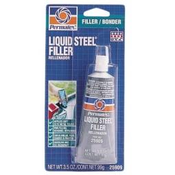 Купить Клей-шпаклевка по металлу Permatex PR-25909 «Жидкая сталь»