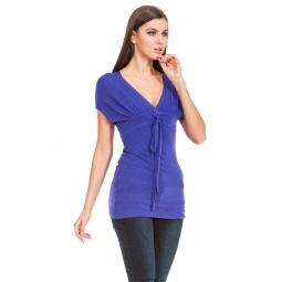 фото Туника Mondigo 9440. Цвет: фиолетовый. Размер одежды: 42