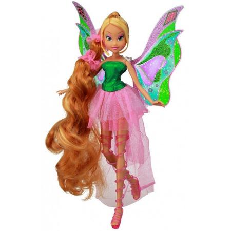 Купить Кукла Winx Club «Сила Гармоникс. Флора»