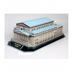 Купить Пазл 3D CubicFun «Большой театр»
