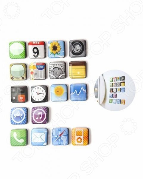 Набор магнитов Balvi Apps