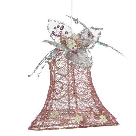 Купить Елочное украшение Christmas House «Колокольчик»
