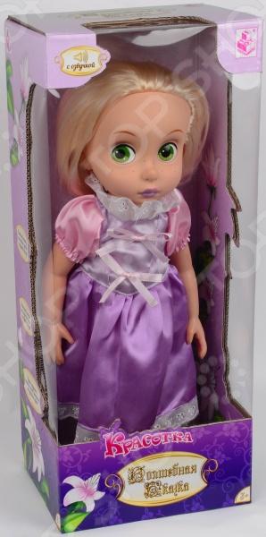 Кукла интерактивная 1 Toy «Красотка» Т58294