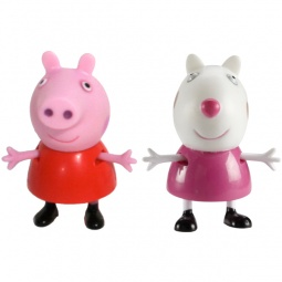 фото Набор из двух мини-фигурок Росмэн «Пеппа и Сьюзи»