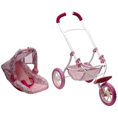 Купить Коляска для путешествий Zapf Creation для Baby Annabell