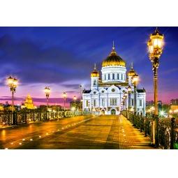 фото Пазл 1000 элементов Castorland «Храм Христа Спасителя. Москва»