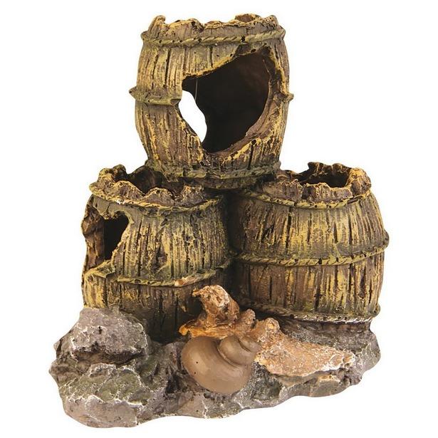 фото Бочки для аквариума DEZZIE «Пирамида»