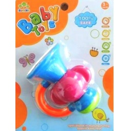 фото Погремушка Baby Toys «Труба»