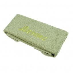 фото Полотенце подарочное с вышивкой TAC Денис. Цвет: зеленый