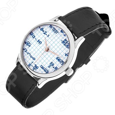 Часы наручные Mitya Veselkov «Формулы на клетке» MV дизайнерские часы mitya veselkov формулы на белом mv 63