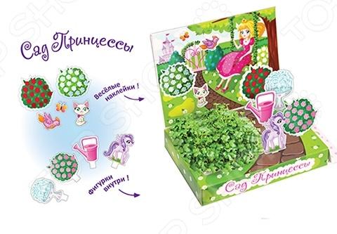Набор для выращивания Happy Plant «Сад принцессы»