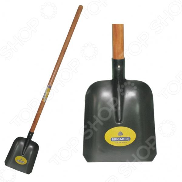 Лопата садовая совковая Brigadier 87013 вытяжка simfer 8663sm 500куб 60см черн
