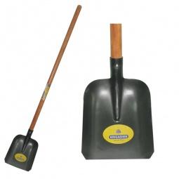 Купить Лопата садовая совковая Brigadier 87013