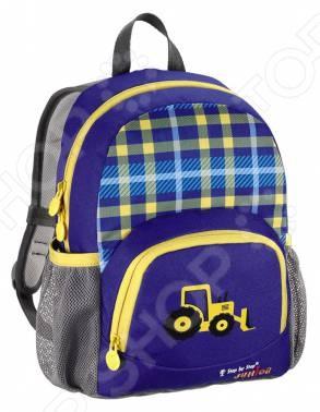 Рюкзак детский Step By Step Junior Dressy рюкзак step by step junior dressy little racer зеленый 8 л 138410