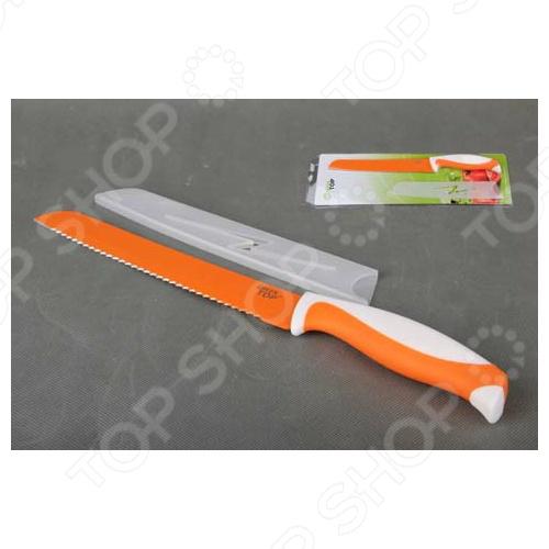 Нож для хлеба GreenTop KS061BR