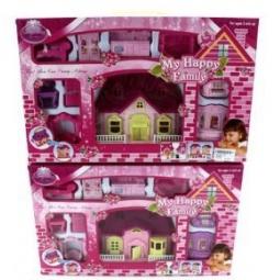 фото Кукольный дом с аксессуарами Shantou Gepai 628744