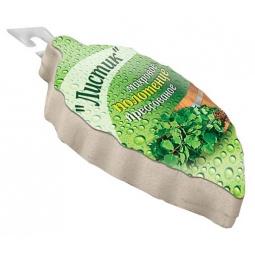 Купить Полотенце махровое прессованное Банные штучки «Листик»