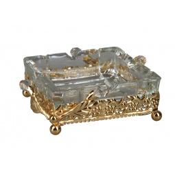 Купить Пепельница Rosenberg «Золотой век»