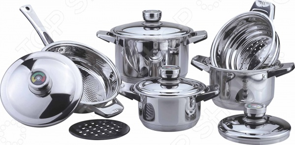 Набор посуды Bekker BK-2866