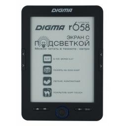 фото Книга электронная Digma R658
