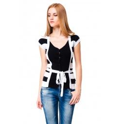 фото Жакет Mondigo 9710. Цвет: белый. Размер одежды: 42