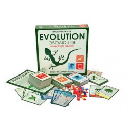 Купить Игра карточная Правильные игры «Эволюция» 65852