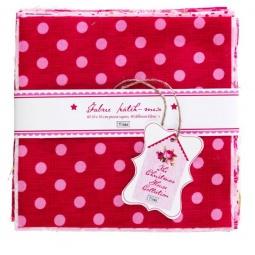 Купить Набор отрезов ткани Tilda Рождественский дом