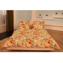 Купить Комплект постельного белья «Утро в саду». 2-спальный