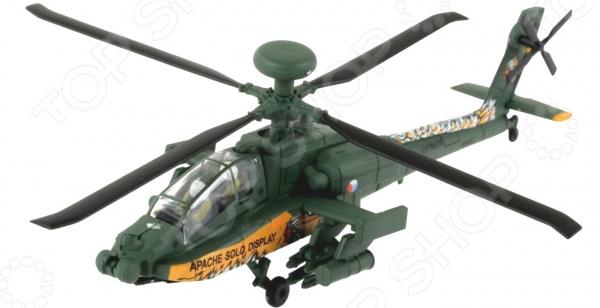 Сборная модель вертолета Revell AH-64 Apache
