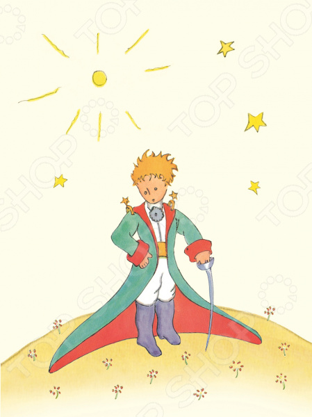 Маленький принц. БлокнотБлокноты<br>Прекрасный блокнот по мотивам сказки-притчи Маленький принц . На его обложке и страницах использованы трогательные рисунки Антуана де Сент-Экзюпери. Небольшой формат блокнота позволит всегда держать его под рукой.<br>