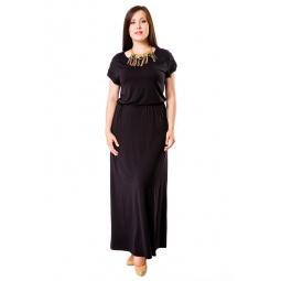 фото Платье Mondigo 27042. Цвет: черный. Размер одежды: 54