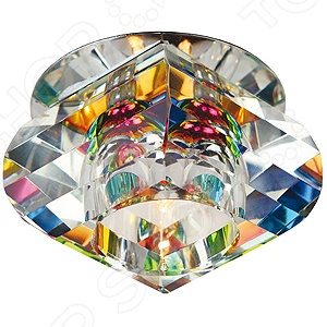 Светильник декоративный потолочный Эра DK25 CH/MIX quality metal silver kettle 1 12 dollhouse miniature dk25