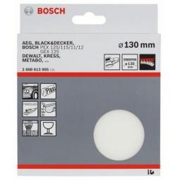 Купить Губка полировальная для эксцентриковых шлифмашин Bosch 2608613005