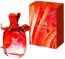Туалетная вода для женщин Parli Present Red Passion