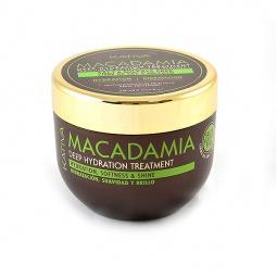Купить Маска увлажняющая для нормальных и поврежденных волос Kativa «Макадамия»