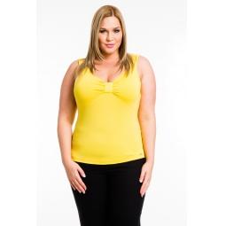 фото Майка Mondigo XL 387. Цвет: желтый. Размер одежды: 48