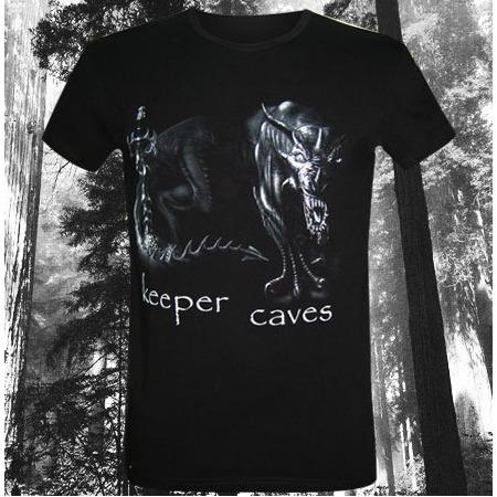 Купить Футболка мужская Dodogood Keeper caves