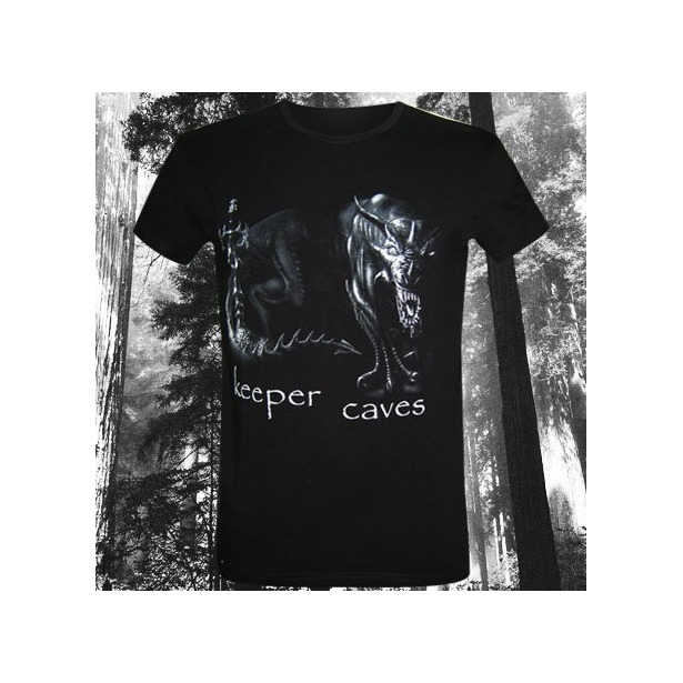 фото Футболка мужская Dodogood Keeper caves. Размер одежды: 50